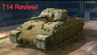 world of tanks t14 review