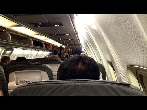 [Tripreport] Hannover - Frankfurt ✈ Lufthansa Boeing 737-300
