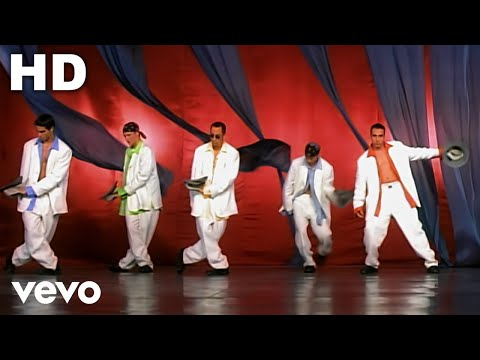 Backstreet Boys - All I Have To Give (Official Video)