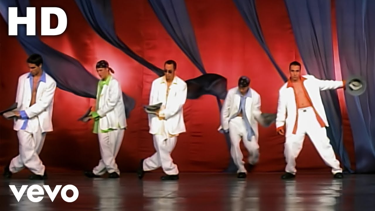 Backstreet Boys All I Have To Give Official Video