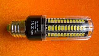 💡Посылка с AliExpress: Качественные светодиодные лампы (цоколь E27)(Лампы отличного качества: безупречная сборка, не мерцают, хорошая вентиляция светодиодов. Заказывал лампы..., 2016-09-25T15:00:04.000Z)