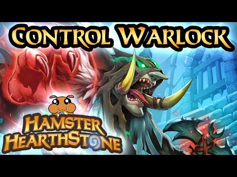 [ Hearthstone S57 ] Control Warlock - Rastakhan's Rumble