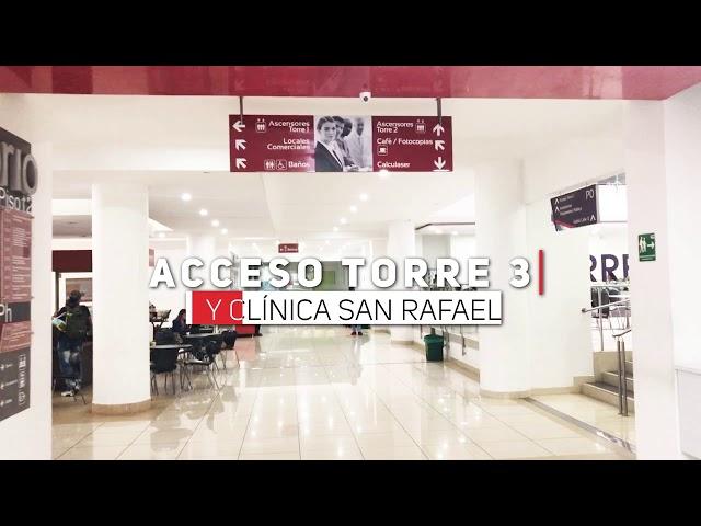 Recorrido Virtual Entrada Carrera 19 - Megacentro Pinares
