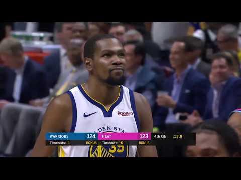 Golden State Warriors vs Miami Heat | February 27, 2019