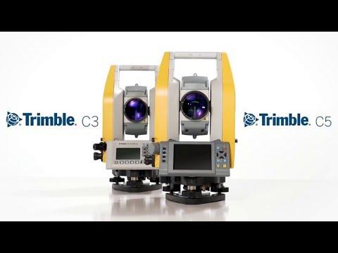 New Trimble C-Series total stations deliver autofocus technology