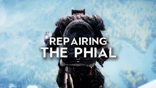Skyrim : Repairing The Phial