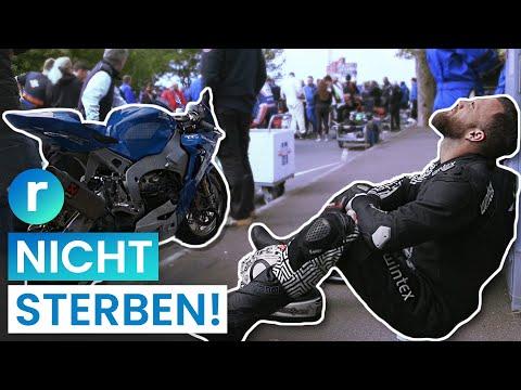 Isle of Man TT: Das gefährlichste Motorradrennen der Welt   reporter