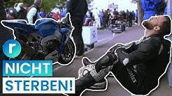 Isle of Man TT: Das gefährlichste Motorradrennen der Welt | reporter