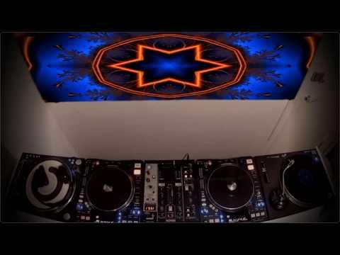 Jungle Techno Mix. Classic Oldskool Drum & Bass Jungle Music DJ Mix ('93)