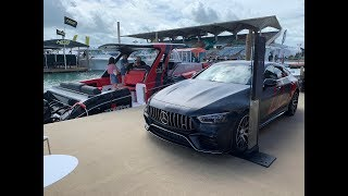 1600-hp AMG Cigarette Racing Boat Tour (W/ Ride Along)