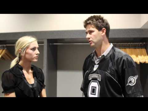 Omaha Nighthawks Officially Welcome Eric Crouch - Nighthawk Exclusive