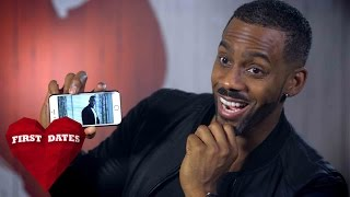 Eastenders' Richard Blackwood Talks Career, Relationships And Perfect Woman | Celebrity First Dates