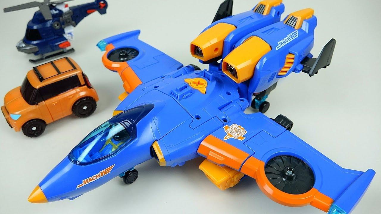 Car Transformer Live Wallpaper Tobot Airplane 또봇 마하 W Tobot Transformers Car And Plane