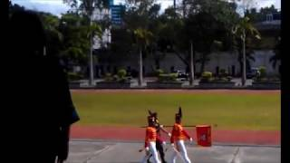 Philippine College of Criminology Parade Review