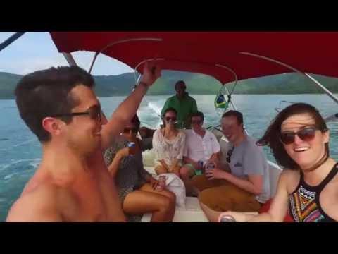 Rio, Brazil TRIP 2016 TRAVEL THE WORLD VIDEO