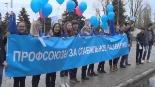 Парад 1 мая 2013 года(, 2013-11-27T07:54:10.000Z)