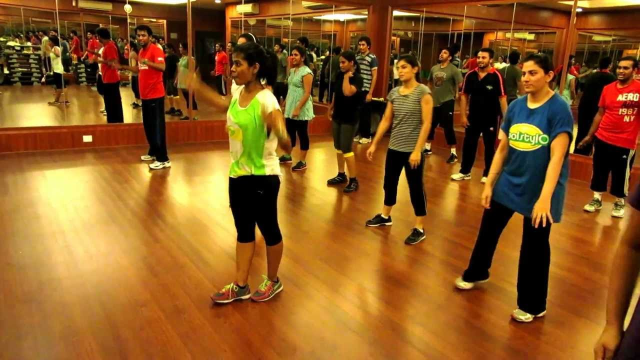 Oppa Gangnam Style , Zumba(R) Fitness with Jags