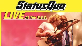 Status Quo; Live At The N.E.C. 1982 (Original Broadcast)