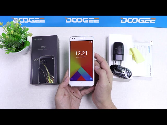 Doogee X30 2GB RAM 16 GB Rom (Unpack)