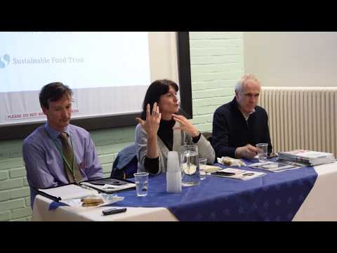 Measuring Sustainability session - Oxford Real Farming Conference 2018