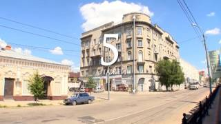«Архитектурные сюжеты» Два дома купца Панкратова