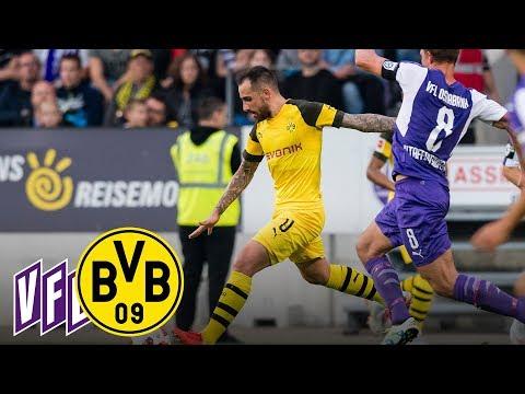 VfL Osnabrück - BVB 0:6 | Paco Alcácers Debüt bei Borussia Dortmund | ReLIVE