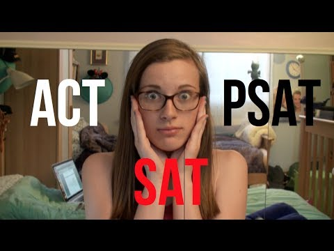 College Apps 101 | SAT & ACT Testing