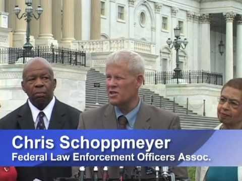 Federal Law Enforcement Officers Association Endorses H.R. 2554