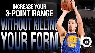 How To Increase Your 3-point Range Without Killing Your Form