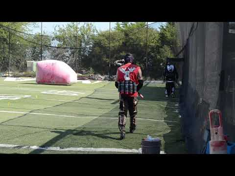 Dallas Royal Paintball