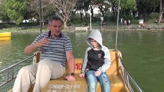 Личи Парк в Шэньчжэнь - Жизнь в Китае #92