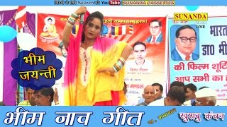 भीम नाच गीत !!  भीम जयंती !! Mela Dekhan Jaun !! Khushbo Kanchan