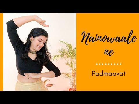 Nainowaale Ne - Dance Cover During Covid-19 Outbreak | Padmaavat -Deepika Padukone | Priyanka Sharma