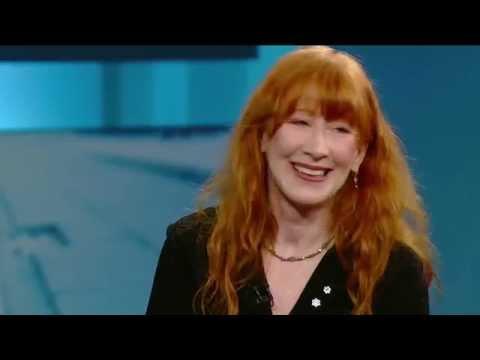 Loreena Mckennitt on George Stroumboulopoulos Tonight: INTERVIEW