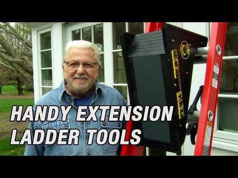 Handy Extension Ladder Accessories