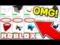 WORLD'S MOST EXPENSIVE ROBLOX HATS! (999,999,999 ROBUX!!!!)