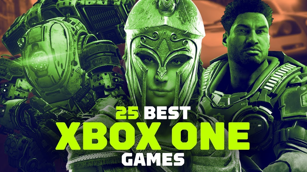 25 Best Xbox One Games Fall 2018 Update Youtube