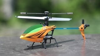syma f3 fixed pitch micro helicopter unboxing