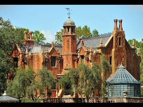 Ultimate HAUNTED MANSION On & Off Ride Fan Tribute (Pandavision ...