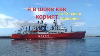Плывём на пароме Сахалин 8 Ванино - Холмск