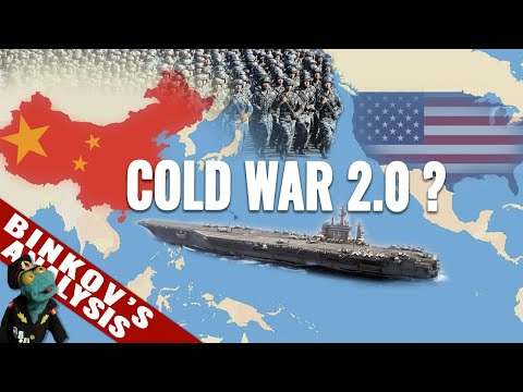 China vs USA: Geopolitics of the new Cold war