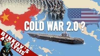 China vs USA: Geopolitics of the new Cold war