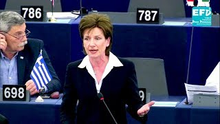 With 800,000 migrants set to reach Europe human traffickers are not giving up - Diane James MEP