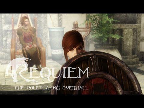 Skyrim Requiem - A Birthday Present