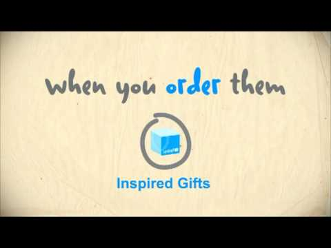 UNICEF Inspired Gifts promotion video