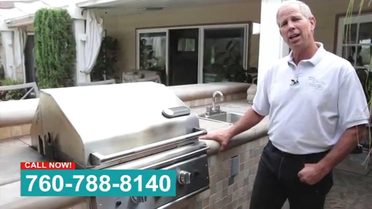 Outdoor Kitchens San Diego Outdoor Kitchens San Diego Ca 760 788 8140 Youtube