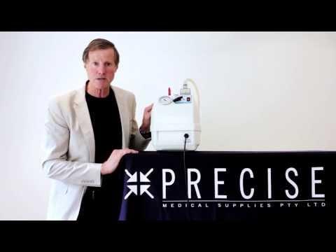 How To Setup A Liposuction Machine.