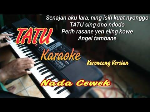 tatu-(arda)-karaoke-keroncong-version