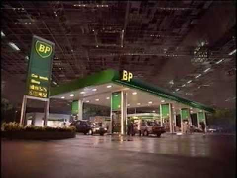 BP Werbung Pizzabote 1992