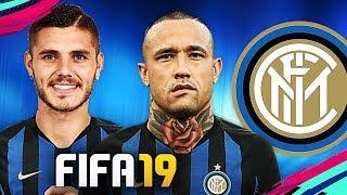 L'INTER in FIFA 19 con NAINGGOLAN & ICARDI!!! È L'ANTI-JUVENTUS?! [Serie A 2018/2019]